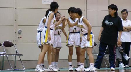2005中体連(女バス)1