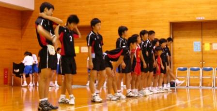 2005中体連(男バレ)1