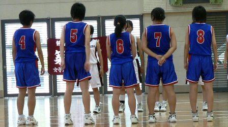 2006中体連(女バス)1