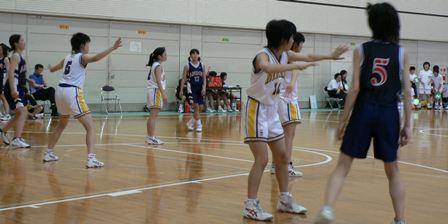 2006中体連(女バス)2