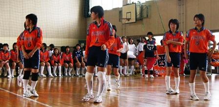 2006中体連(女バレ)1