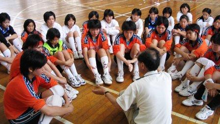 2006中体連(女バレ)2