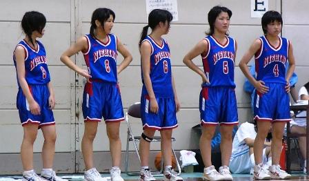 2007中体連(女バス)1