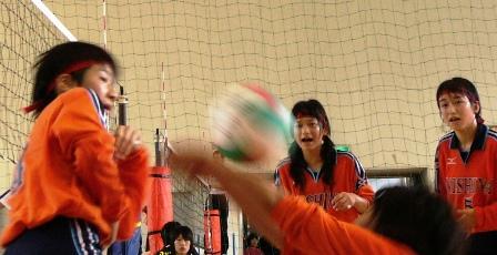 2007中体連(女バレ)3
