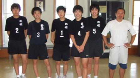 2007中体連(男バレ)