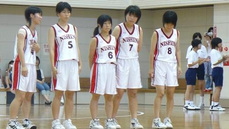 2008中体連(女バス)3