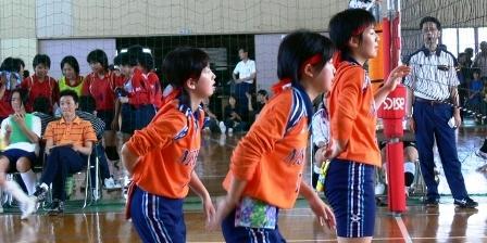 2008中体連(女バレ)3