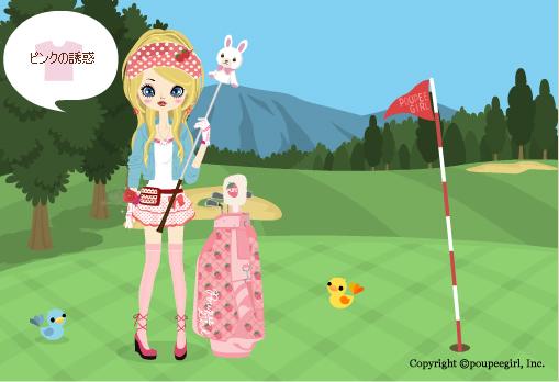 ゴルフ背景3