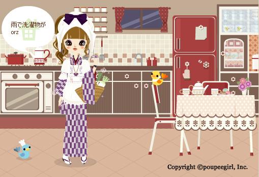背景キッチン2