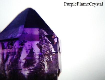 negative crystal