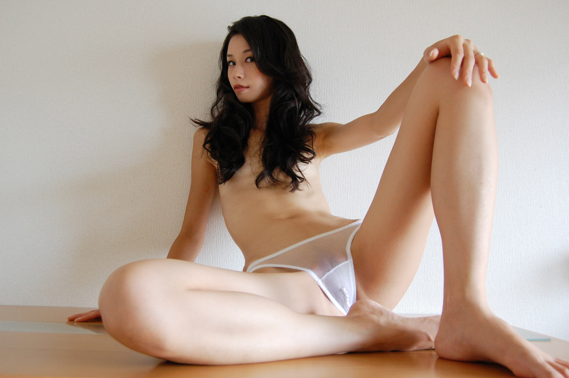 half naked fat girl
