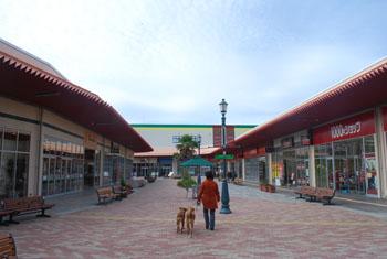 ショッピングモール2