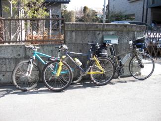 栃木県「五行川」サイクリング-1