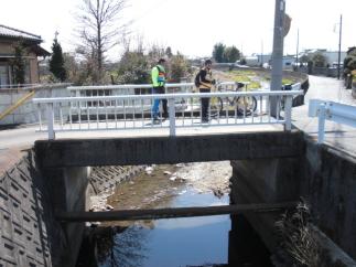 栃木県「五行川」サイクリング-3