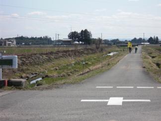 栃木県「五行川」サイクリング-4