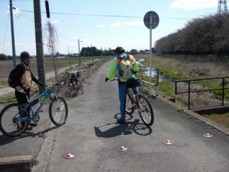 栃木県「五行川」サイクリング-5