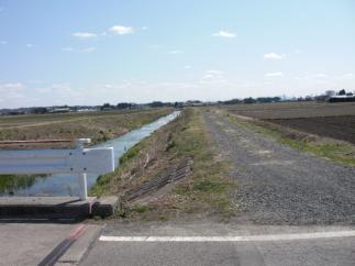栃木県「五行川」サイクリング-7