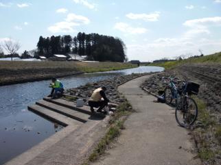 栃木県「五行川」サイクリング-11