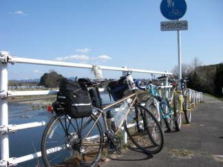 栃木県「五行川」サイクリング-14