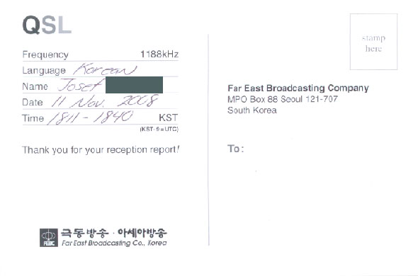 Far East Broadcasting Company