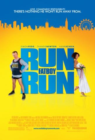 Run Fatboy Run ポスター