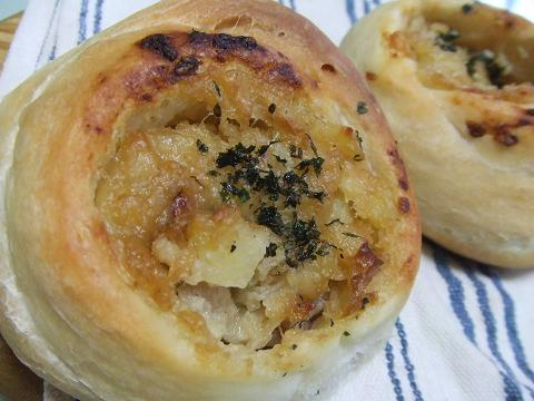 ジャーマンポテトパン