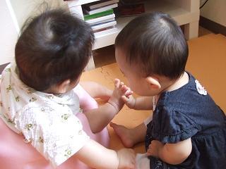 姫と翔ちゃん