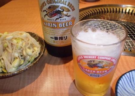 心楽(ビール1)