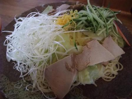 蓮(つけ麺)