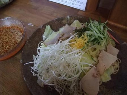 蓮(つけ麺1)