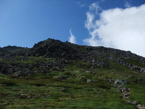 9トムラウシ山