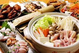 岡山市浜野のとり料理のお店「とり福」