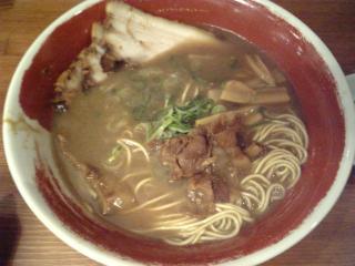 徳島ラーメン麺王2