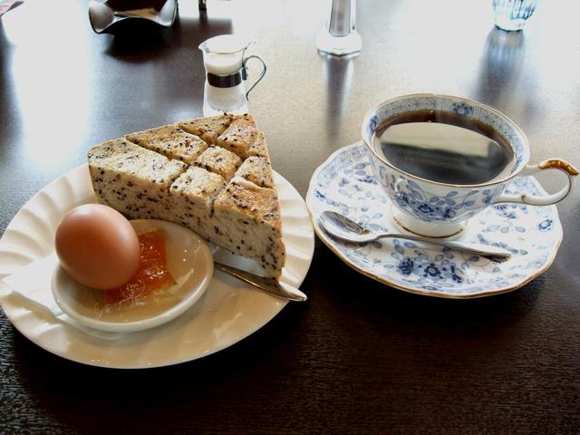 珈琲館 麗 コーヒーとモーニング