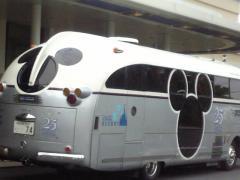 ネズミーバス