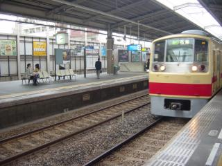 急行電車(元優等車2000系)