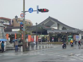大宰府駅舎