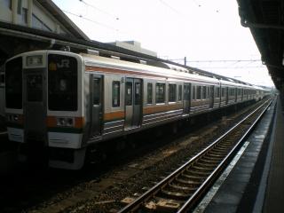 JR東日本211系10連