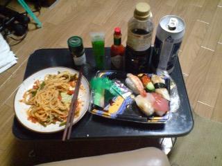 寿司&スパ