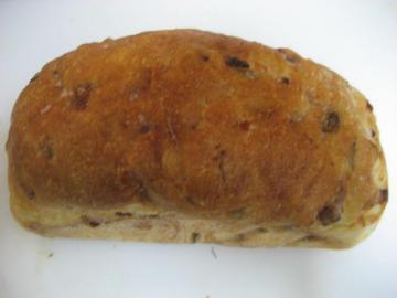 野菜とチーズのパン