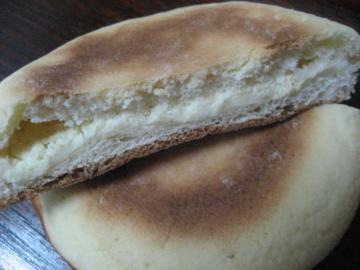 クッキーチーズ切り口
