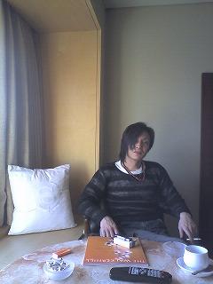 ホテル部屋ロブ