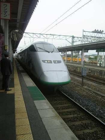 山形新幹線つばさ(笑)