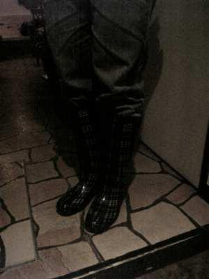 長靴おかみ