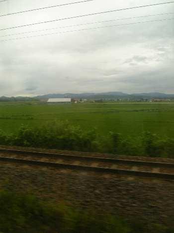 北海道車窓