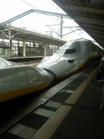 8,23新幹線