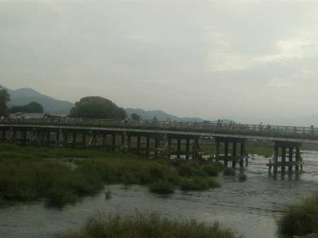 9,23渡月橋①