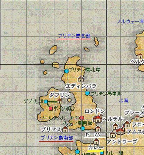戦場マップ
