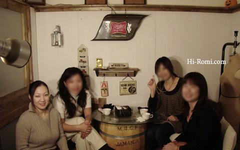 カフェさながらのスタジオ