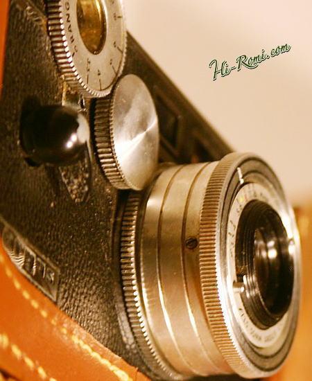 アメリカの古いカメラ 1